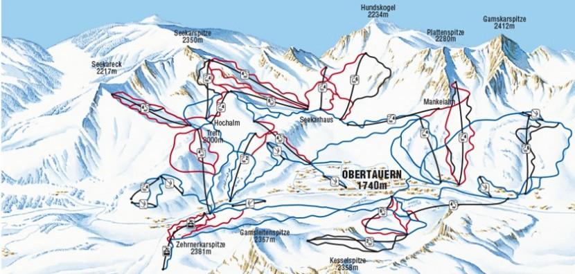 ski obertauern piste